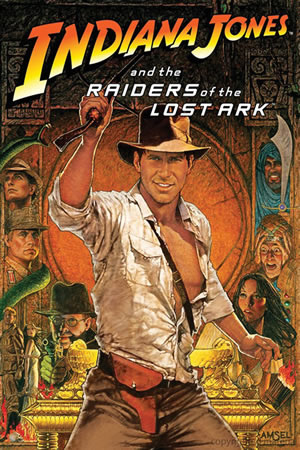 1981 Indiana Jones Raiders of the Lost Ark-s
