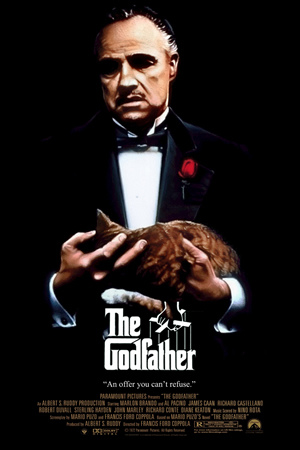 1972 The Godfather-s