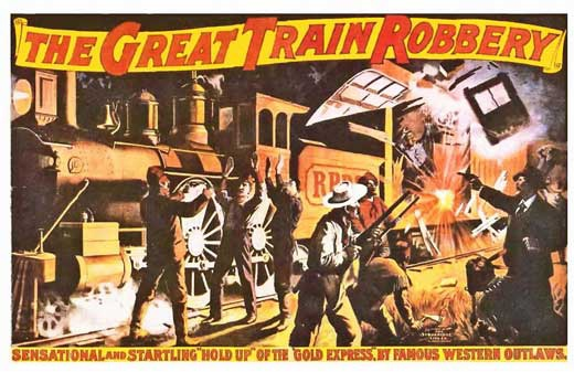 1903 The Great Train Robbery