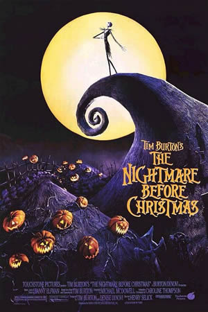 1993 The Nightmare Before Christmas-s