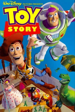 1995 Toy Story-s