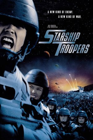 1997 Starship Troopers-s