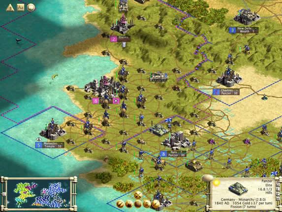 12可以看到對岸的埃及軍隊已經登陸-s