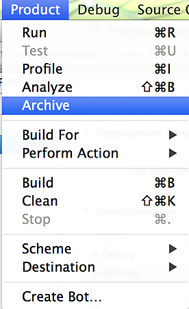 Xcode_Product_Archive