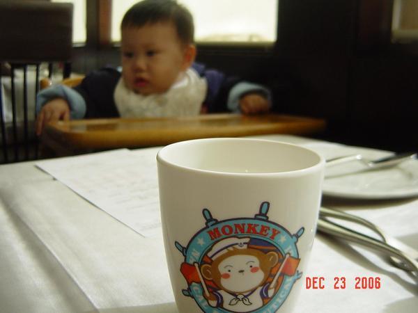 小孩專用杯