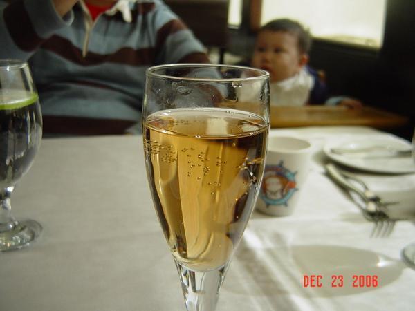 好喝的香檳