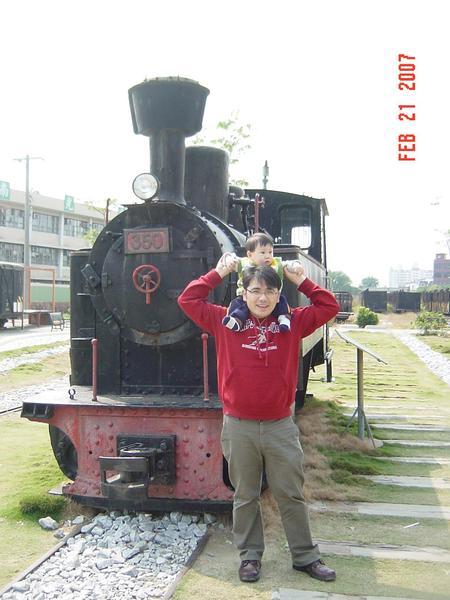 台南小火車