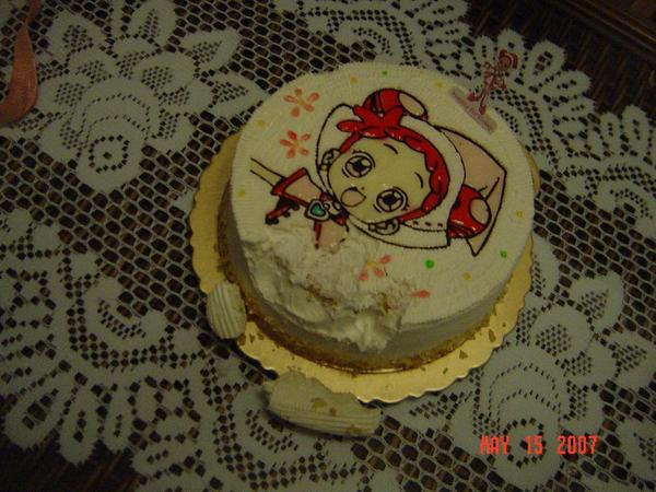 我的一歲蛋糕