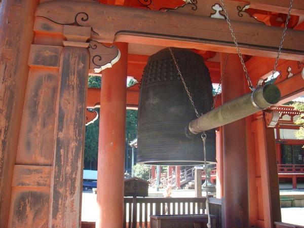 延曆寺的鐘