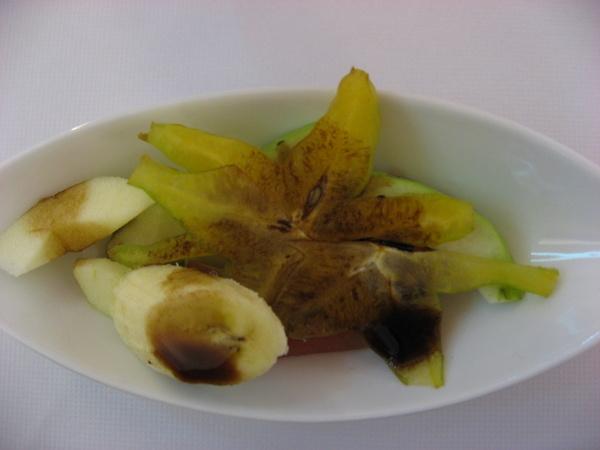 食物登場~開味菜
