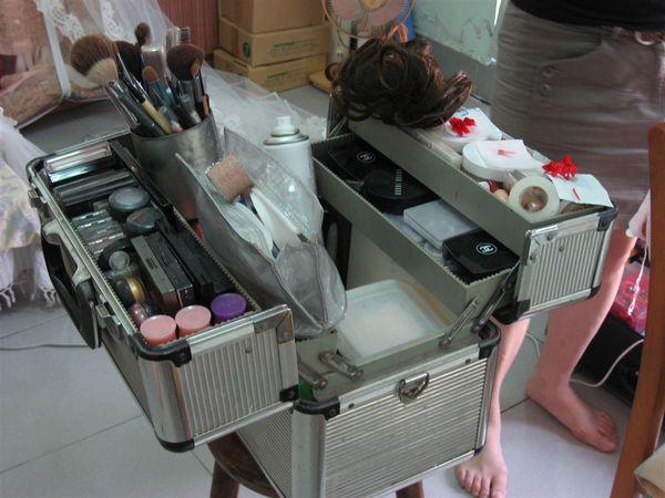 超專業的工具箱