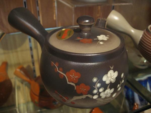 茶壺做的很漂亮