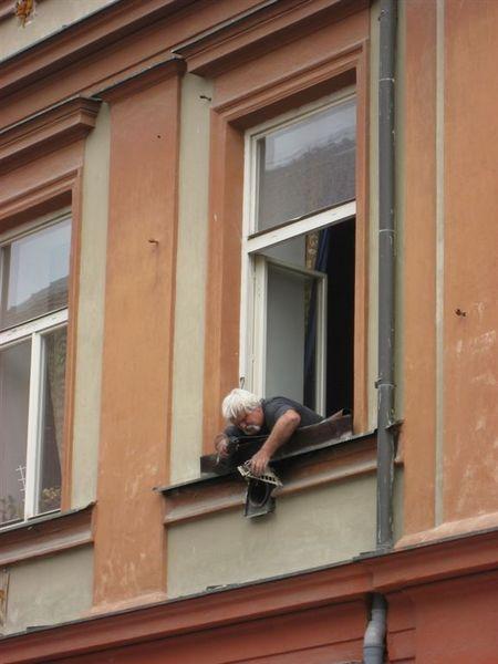 翻到牆外~到底在修什麼?