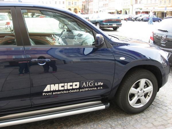 捷克也有 AIG