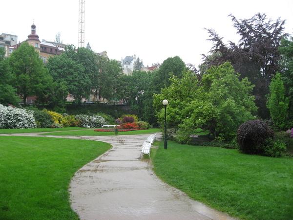 德弗札克公園