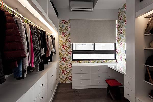 更衣室空間設計