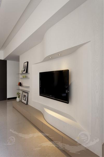 電視主牆設計