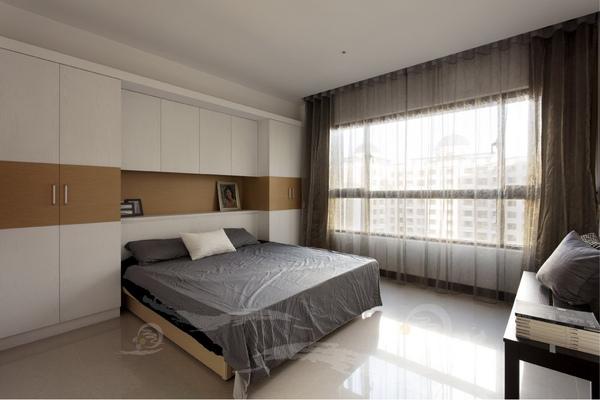 主臥房空間設計