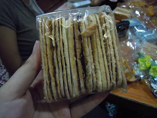 這個餅乾叫做apa's