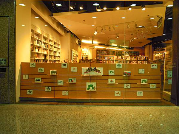 pageone書店 據說是新加坡的品牌