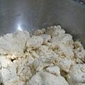 做豆漿  這是豆渣