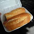 午餐,法國麵包