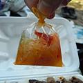 醬菜 會辣...