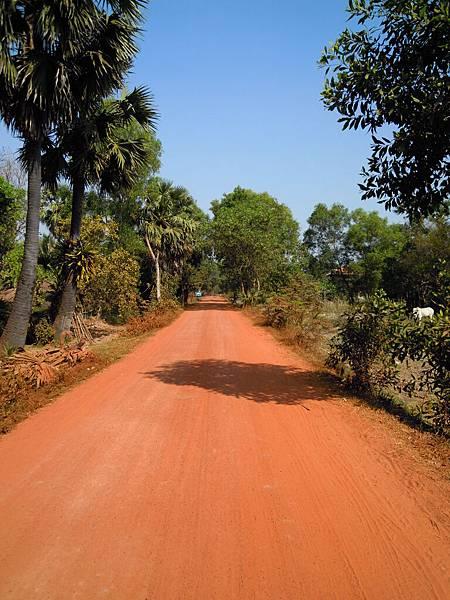 村子裡的路