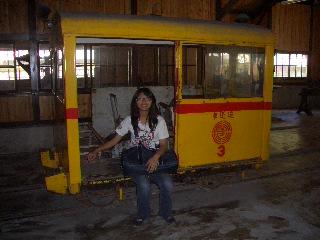 退休的火車
