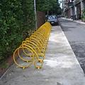 停腳踏車的地方