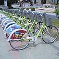 可以租腳踏車