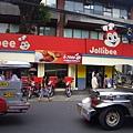 jollibe是當地的速食餐廳