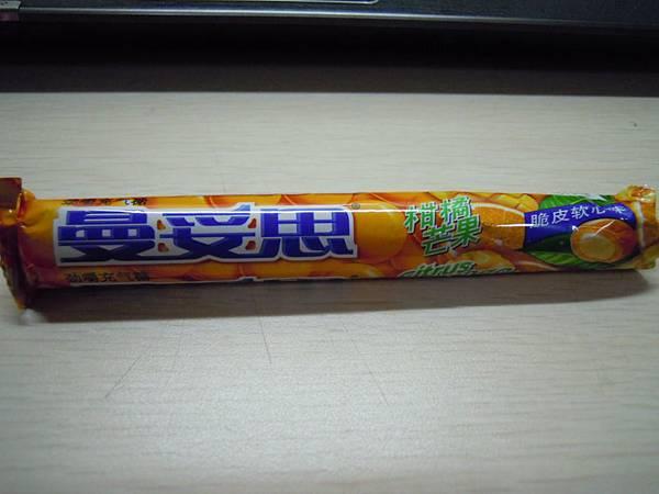 大陸來的曼陀珠芒果口味