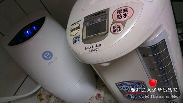 安麗淨水器&象印熱水瓶