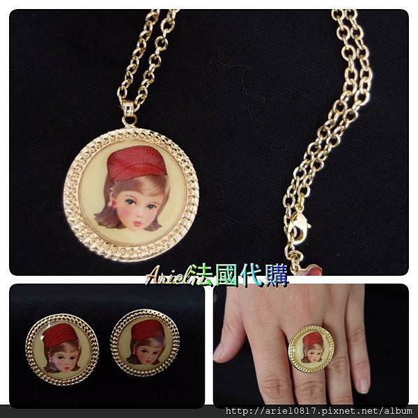N2 紅帽娃娃