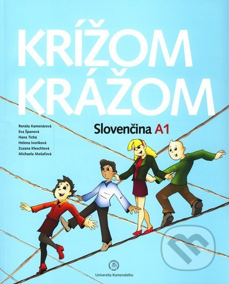 Krížom krážom - Slovenčina A1.jpg