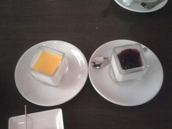 芒果 & 藍莓奶酪