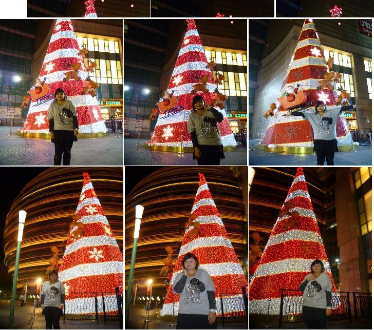 京華城耶誕