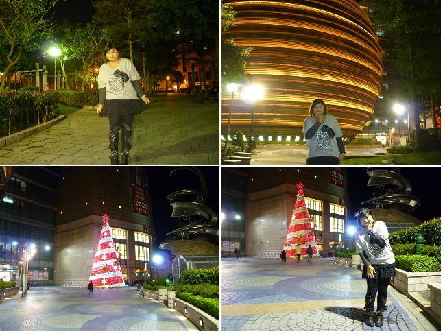京華城耶誕2