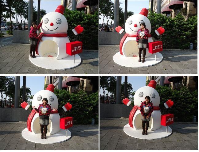 我與雪人.JPG