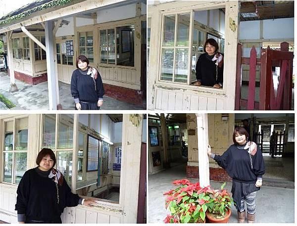 懷舊菁桐車站