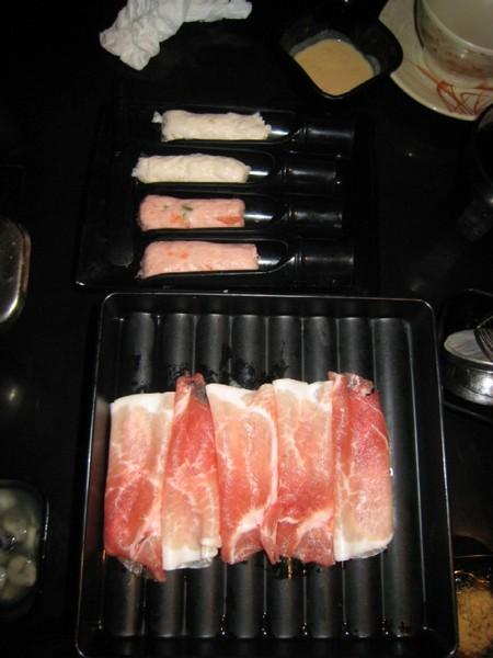 美味肉片及手工魚漿