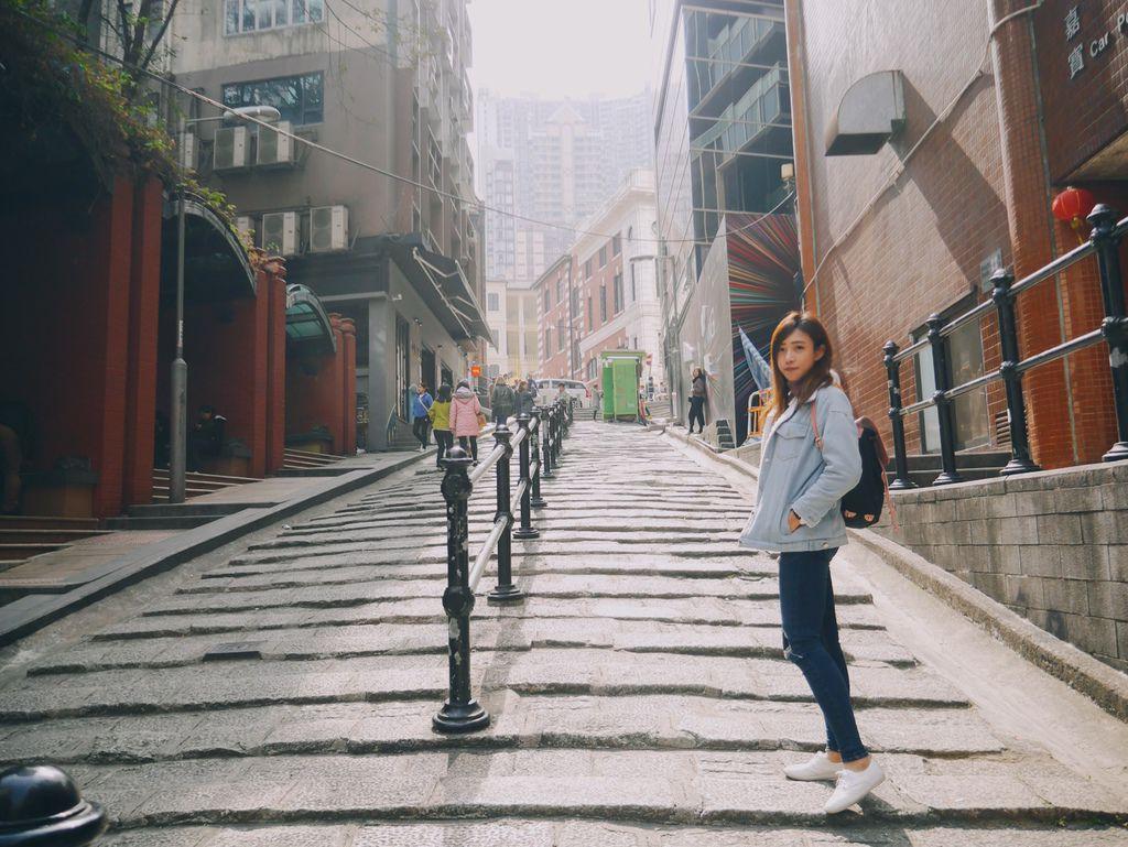 香港砵典乍街