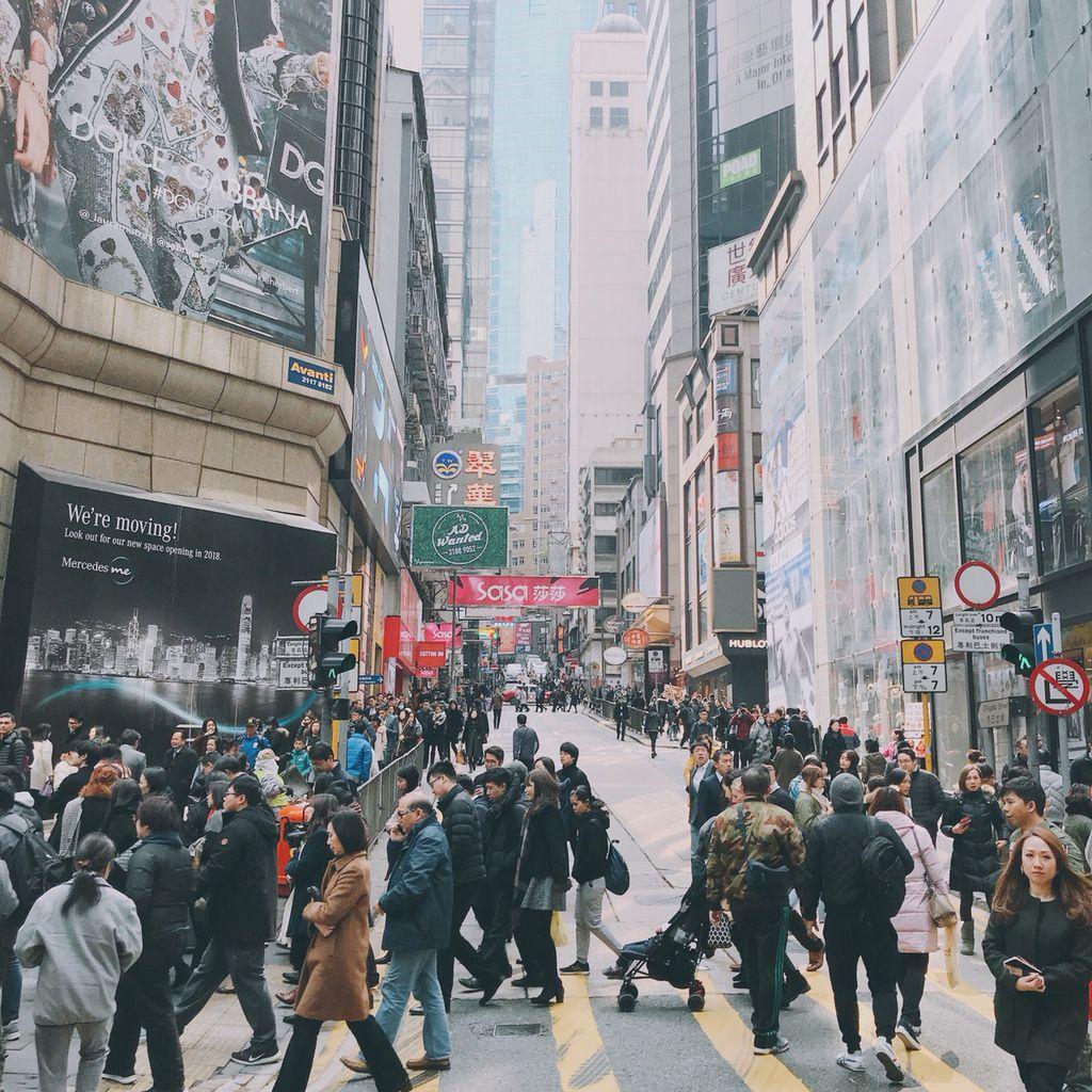 香港自由行必去景點