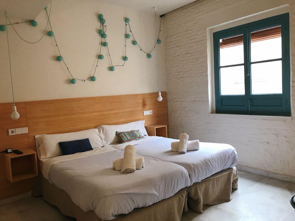 賽維亞Sevilla平價住宿推薦諾瑪德旅館