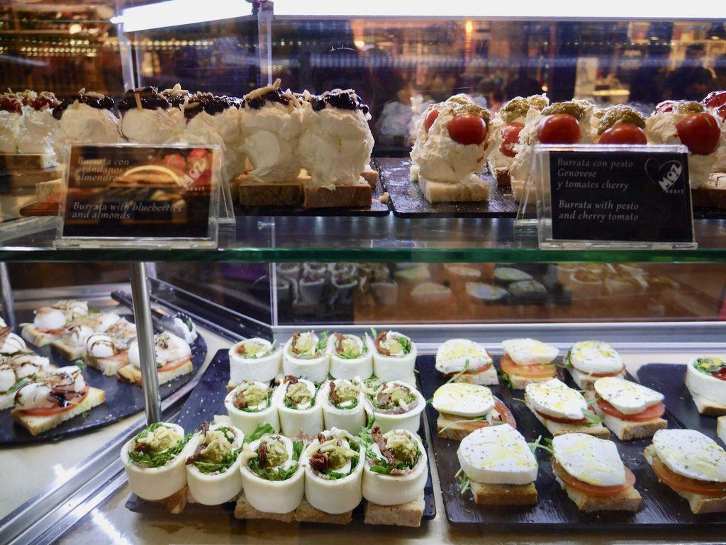 馬德里必吃美食必去景點聖米格爾市場