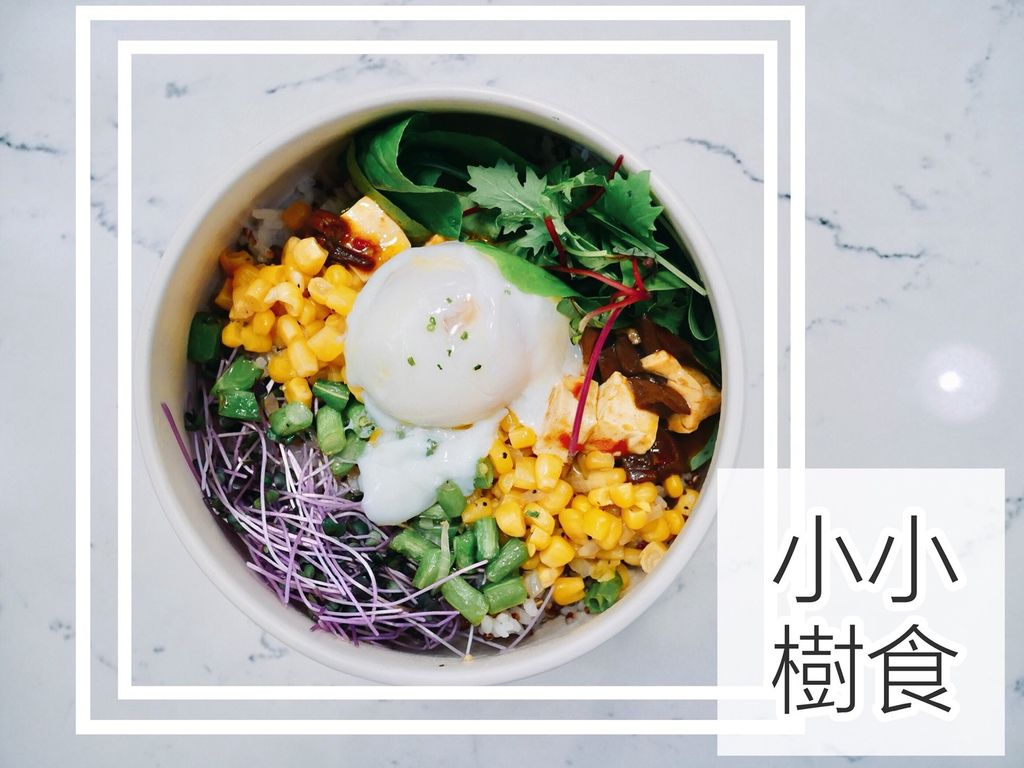 東區聚餐餐廳推薦小小樹食素食餐廳