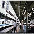 東京,某一車站