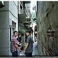 台南,某一巷內