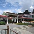 福壽山農場的遊客中心